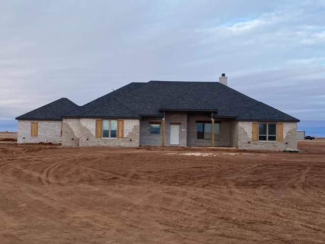 734 Cotton Creek Farms Circle, Tahoka, TX 79373 (MLS #202100548) :: Rafter Cross Realty