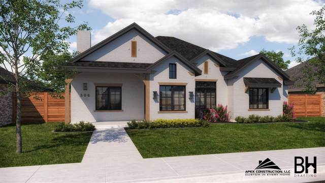 506 Buckingham Avenue, Wolfforth, TX 79382 (MLS #202100556) :: Reside in Lubbock | Keller Williams Realty