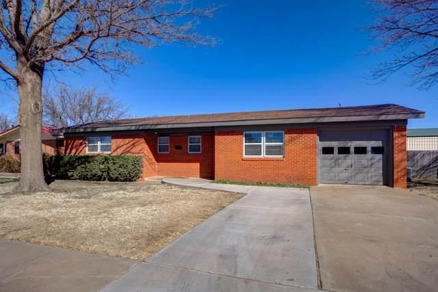 412 North Drive, Abernathy, TX 79311 (MLS #202100560) :: The Lindsey Bartley Team