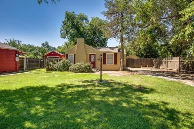 2513 25th Street, Lubbock, TX 79410 (MLS #202100568) :: Reside in Lubbock | Keller Williams Realty