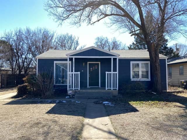 3311 31st Street, Lubbock, TX 79410 (MLS #202100571) :: Reside in Lubbock | Keller Williams Realty