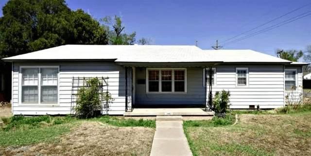 2602 31st Street, Lubbock, TX 79410 (MLS #202100574) :: Reside in Lubbock | Keller Williams Realty