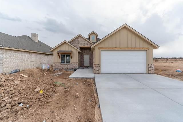5831 Itasca, Lubbock, TX 79416 (MLS #202100591) :: Rafter Cross Realty