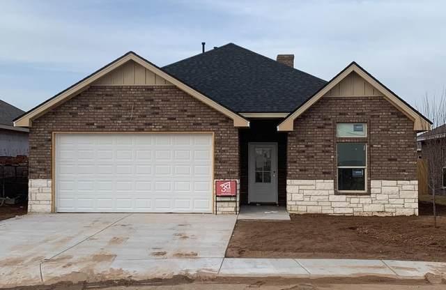 7804 90th Street, Lubbock, TX 79424 (MLS #202100621) :: Lyons Realty