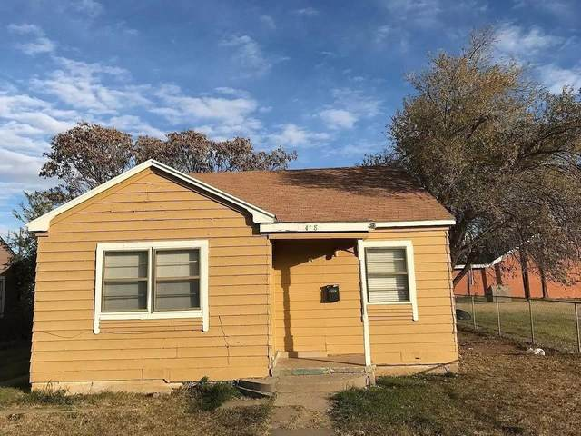 1408 24th Street, Lubbock, TX 79411 (MLS #202100628) :: Better Homes and Gardens Real Estate Blu Realty