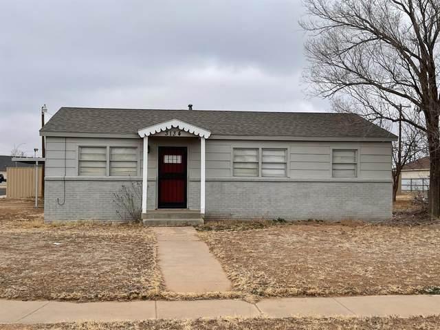 3134 Jarvis Street, Lubbock, TX 79415 (MLS #202100667) :: Duncan Realty Group
