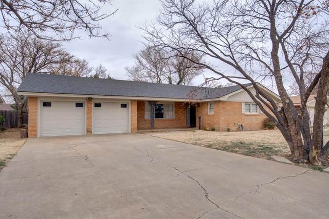 2110 53rd Street, Lubbock, TX 79412 (MLS #202100676) :: Stacey Rogers Real Estate Group at Keller Williams Realty