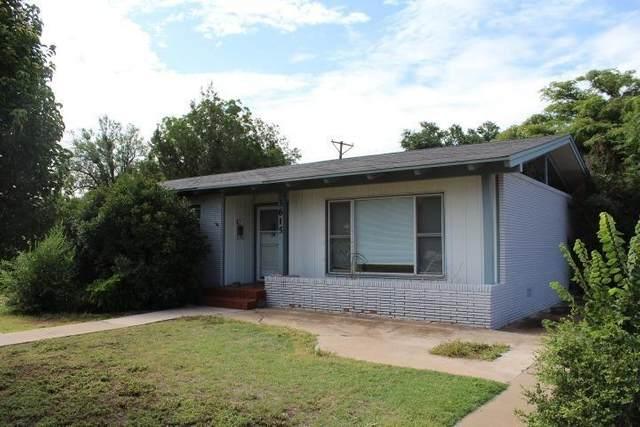 3615 38th Street, Lubbock, TX 79413 (MLS #202100692) :: Rafter Cross Realty