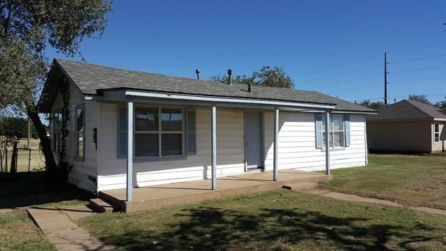 6407 Ave P, Lubbock, TX 79412 (MLS #202100709) :: Rafter Cross Realty