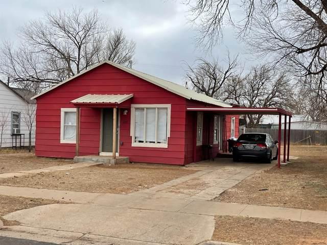 2707 Duke Street, Lubbock, TX 79415 (MLS #202100719) :: Duncan Realty Group