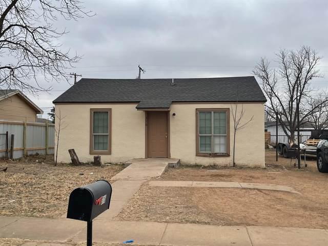 310 E Stanford Street, Lubbock, TX 79403 (MLS #202100721) :: Reside in Lubbock | Keller Williams Realty