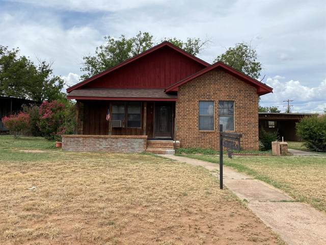 510 W 12th, Post, TX 79356 (MLS #202100776) :: The Lindsey Bartley Team