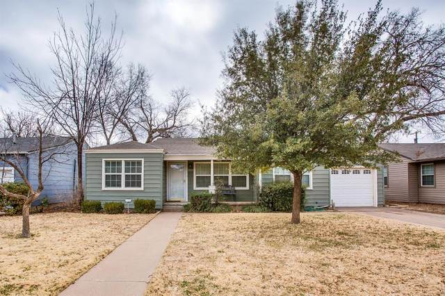 3219 25th Street, Lubbock, TX 79410 (MLS #202100777) :: Duncan Realty Group