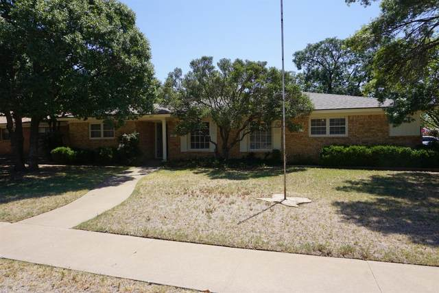 6127 Nashville Avenue, Lubbock, TX 79413 (MLS #202100796) :: Stacey Rogers Real Estate Group at Keller Williams Realty