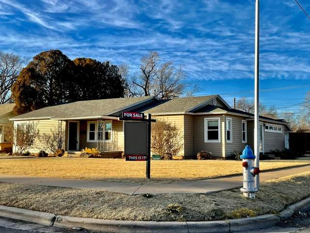 2602 31st Street, Lubbock, TX 79410 (MLS #202100817) :: Better Homes and Gardens Real Estate Blu Realty