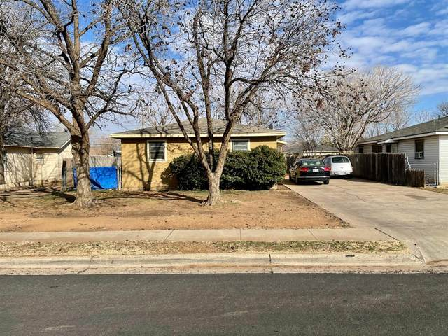 1712 45th Street, Lubbock, TX 79412 (MLS #202100820) :: Stacey Rogers Real Estate Group at Keller Williams Realty