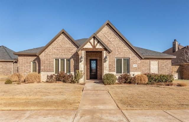 3804 137th, Lubbock, TX 79423 (MLS #202100821) :: McDougal Realtors