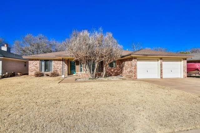 5726 68th Street, Lubbock, TX 79424 (MLS #202100824) :: Duncan Realty Group