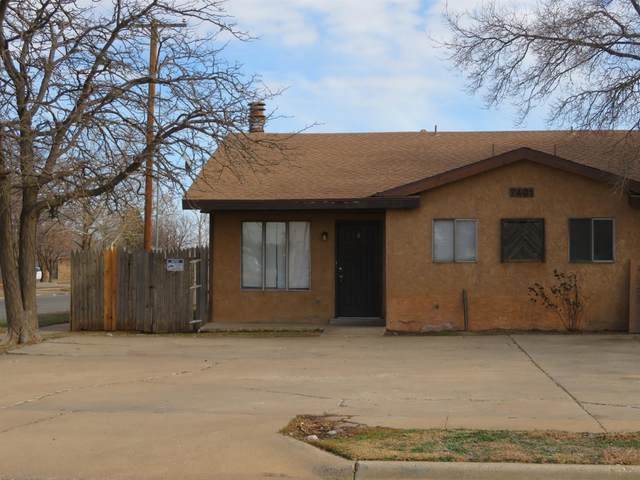 7401-A Ave X, Lubbock, TX 79423 (MLS #202100844) :: Duncan Realty Group