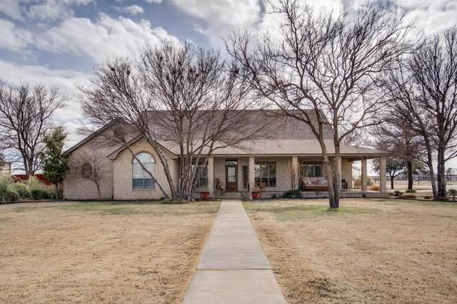 8707 153rd Street, Wolfforth, TX 79382 (MLS #202100846) :: Reside in Lubbock   Keller Williams Realty