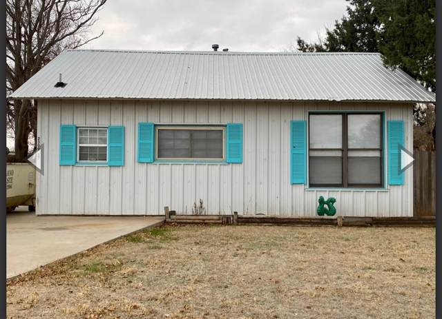2309 37th Street, Lubbock, TX 79412 (MLS #202100847) :: Stacey Rogers Real Estate Group at Keller Williams Realty