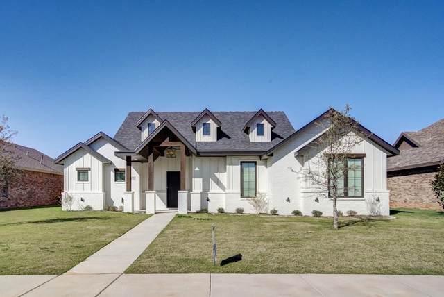 3824 134th Street, Lubbock, TX 79423 (MLS #202100859) :: Reside in Lubbock   Keller Williams Realty