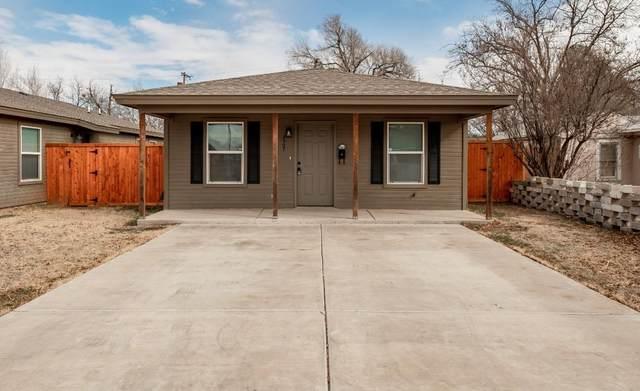 2507 Louisville Avenue, Lubbock, TX 79410 (MLS #202100861) :: Reside in Lubbock   Keller Williams Realty