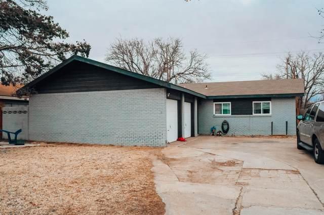 2112 58th Street, Lubbock, TX 79412 (MLS #202100872) :: The Lindsey Bartley Team