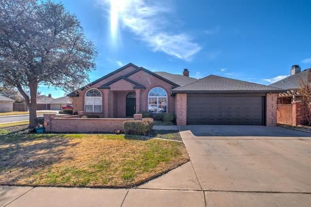 5811 93rd Street, Lubbock, TX 79424 (MLS #202100875) :: Rafter Cross Realty