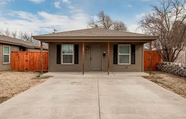 2505 Louisville Avenue, Lubbock, TX 79410 (MLS #202100877) :: Reside in Lubbock   Keller Williams Realty
