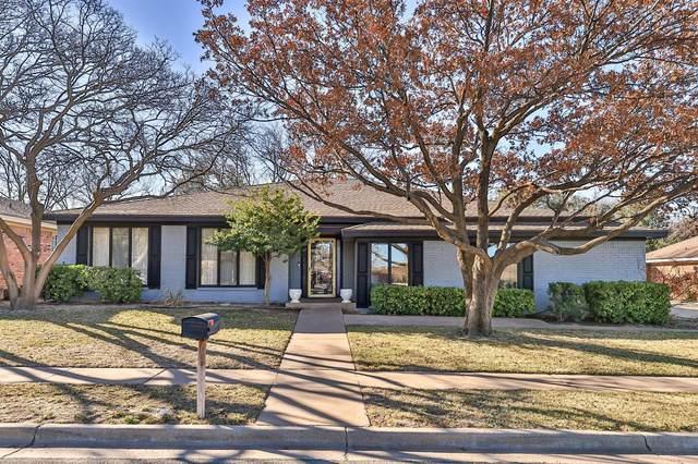 3713 95th Street, Lubbock, TX 79423 (MLS #202100974) :: Rafter Cross Realty