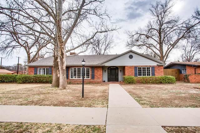 3301 42nd Street, Lubbock, TX 79413 (MLS #202100975) :: Rafter Cross Realty