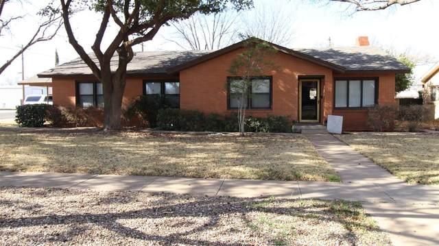 310 SW 14th Street, Seminole, TX 79360 (MLS #202101013) :: Rafter Cross Realty