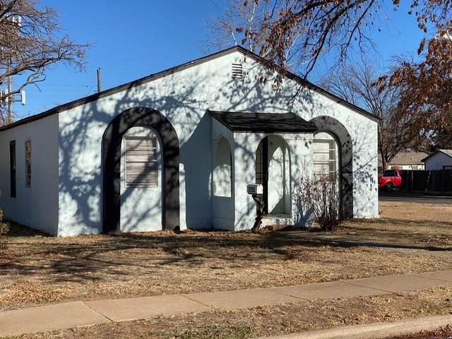 2702 36th Street, Lubbock, TX 79413 (MLS #202101067) :: Rafter Cross Realty
