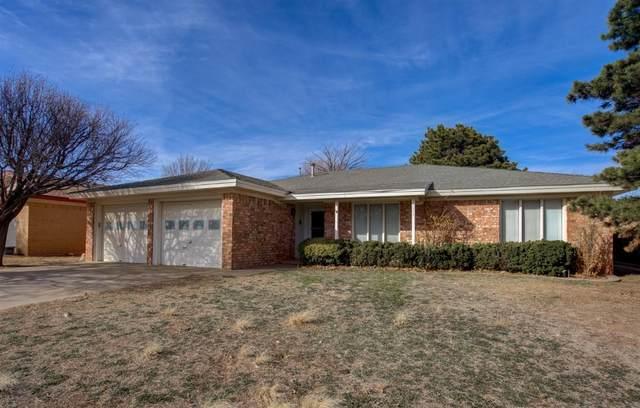 4404 76th Street, Lubbock, TX 79424 (MLS #202101151) :: Rafter Cross Realty