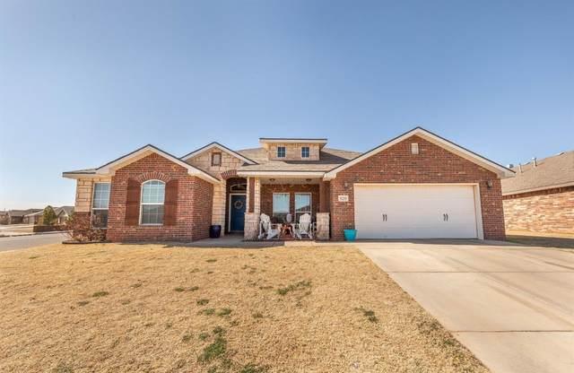 9210 Saratoga Avenue, Lubbock, TX 79424 (MLS #202101168) :: Rafter Cross Realty