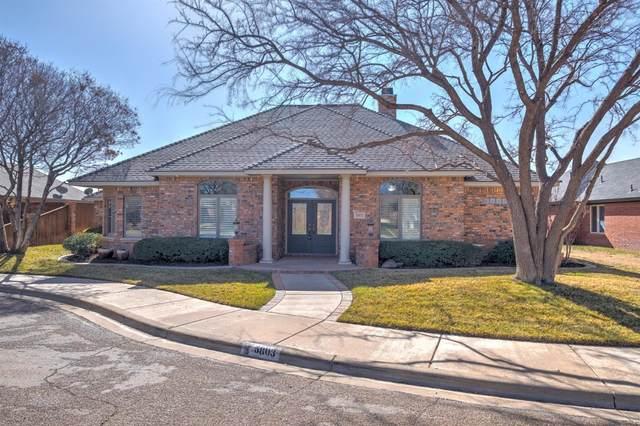 5803 93rd Street, Lubbock, TX 79424 (MLS #202101190) :: Rafter Cross Realty