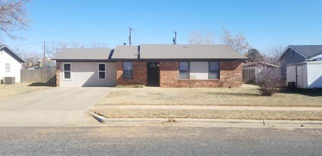 7009 Ave S, Lubbock, TX 79412 (MLS #202101194) :: Rafter Cross Realty