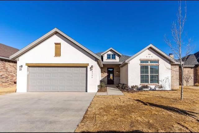 2726 138th, Lubbock, TX 79423 (MLS #202101196) :: McDougal Realtors