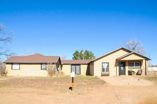 309 Ranch Road, Ropesville, TX 79358 (MLS #202101198) :: Duncan Realty Group