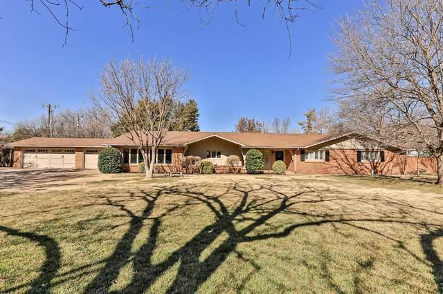 4612 20th Street, Lubbock, TX 79407 (MLS #202101237) :: Rafter Cross Realty