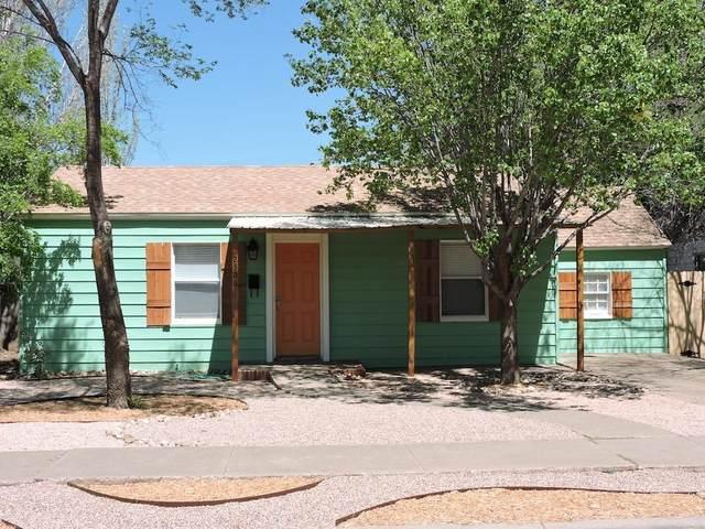 2306 28th Street, Lubbock, TX 79411 (MLS #202101291) :: Rafter Cross Realty