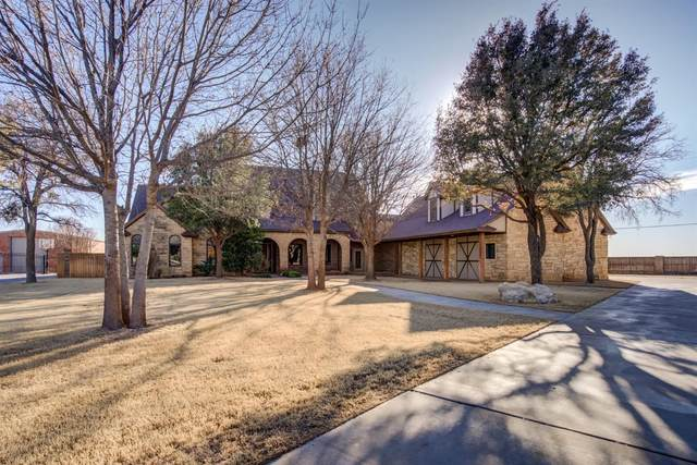 5725 County Road 7550, Lubbock, TX 79424 (MLS #202101462) :: Rafter Cross Realty