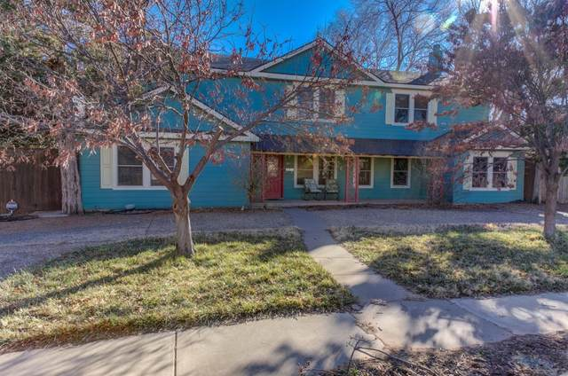 3217 21st Street, Lubbock, TX 79410 (MLS #202101546) :: Rafter Cross Realty