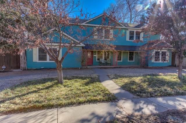 3217 21st Street, Lubbock, TX 79410 (MLS #202101546) :: McDougal Realtors