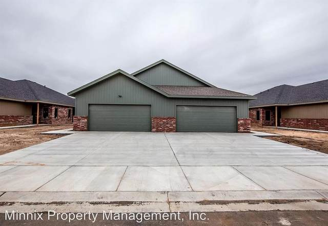 1715 102nd Street, Lubbock, TX 79423 (MLS #202101567) :: Rafter Cross Realty