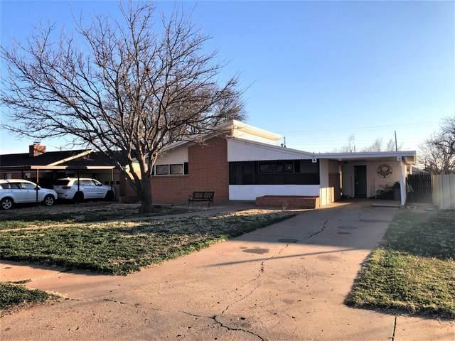 1010 W 3rd Street, Spur, TX 79370 (MLS #202101594) :: Rafter Cross Realty