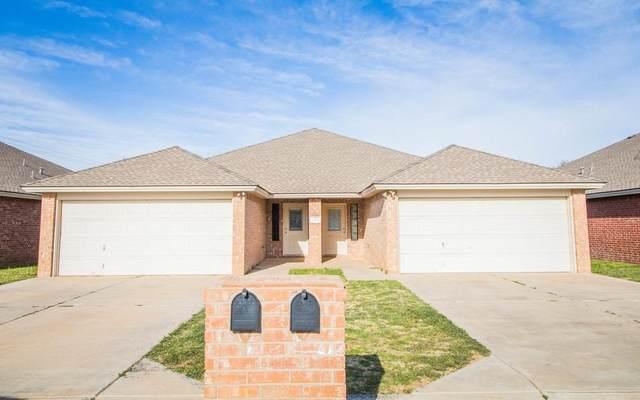 805 N Englewood Avenue, Lubbock, TX 79416 (MLS #202101604) :: McDougal Realtors