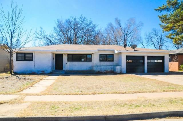 3513 36th Street, Lubbock, TX 79413 (MLS #202101610) :: Rafter Cross Realty