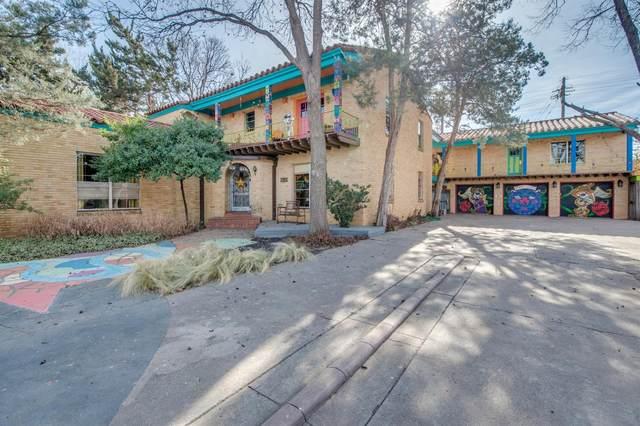1707 33rd Street, Lubbock, TX 79411 (MLS #202101623) :: Rafter Cross Realty